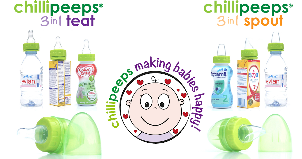 Chillipeeps New 3 In 1 Teats Amp 3 In 1 Spouts Giveaway