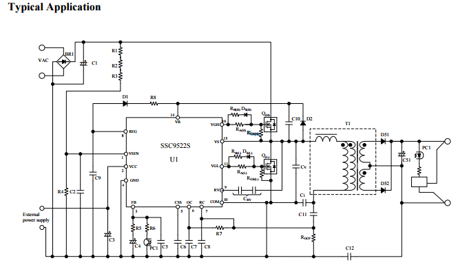 overload current circuit overcurrent protection circuit power mosfet