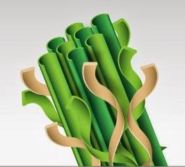 césped artificial con fibra cóncava y efecto memoria inmejorable