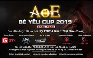 [AoE] Check in Bé Yêu Cup nhận ngay quà tặng khủng từ GameTV Shop