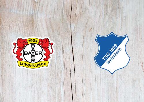Bayer Leverkusen vs Hoffenheim -Highlights 13 December 2020