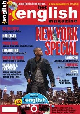 Hot English Magazine - Number 76