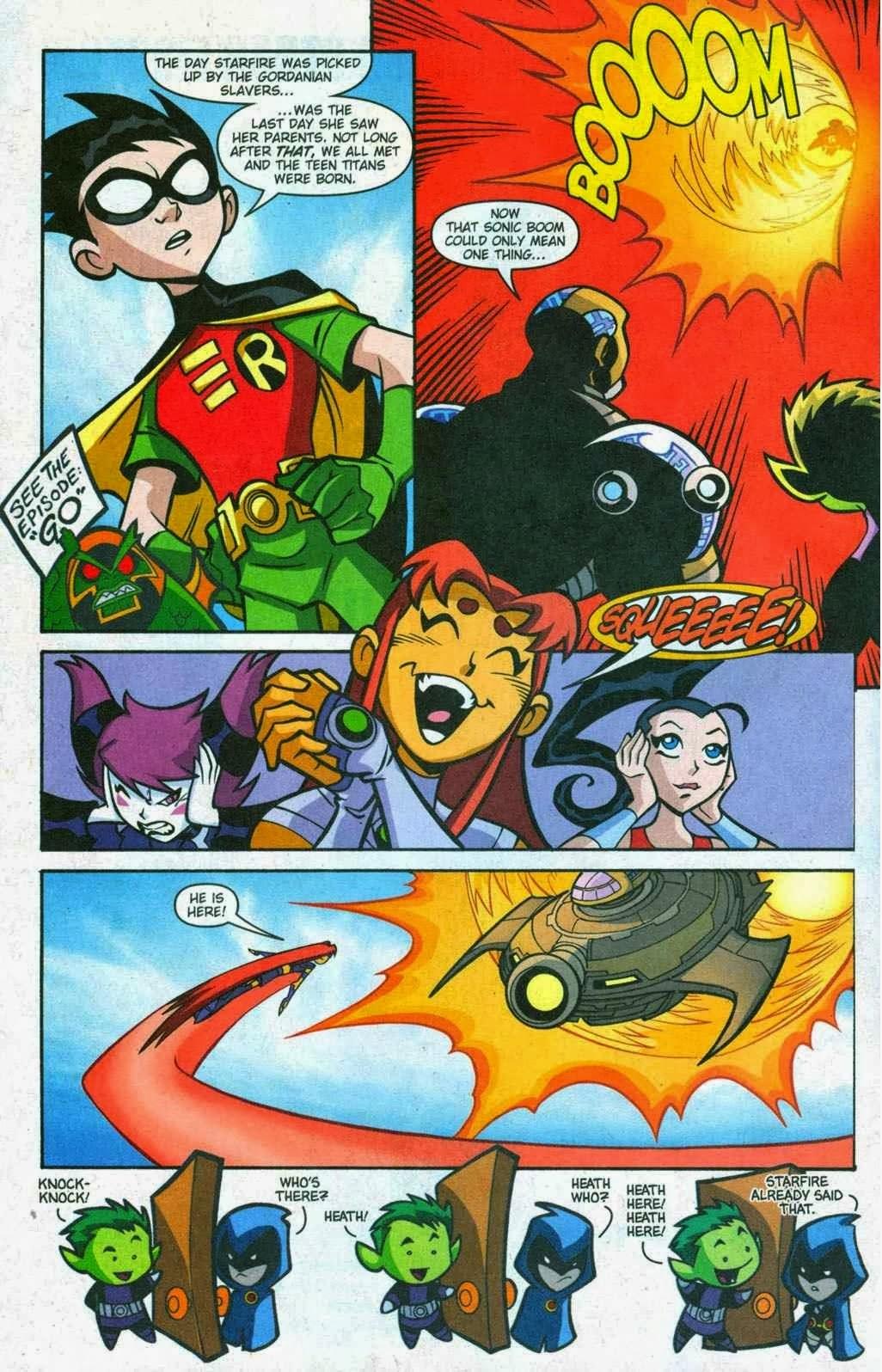 Teen Titans Go Comic Book Series Teen Titans Go Issue -6528