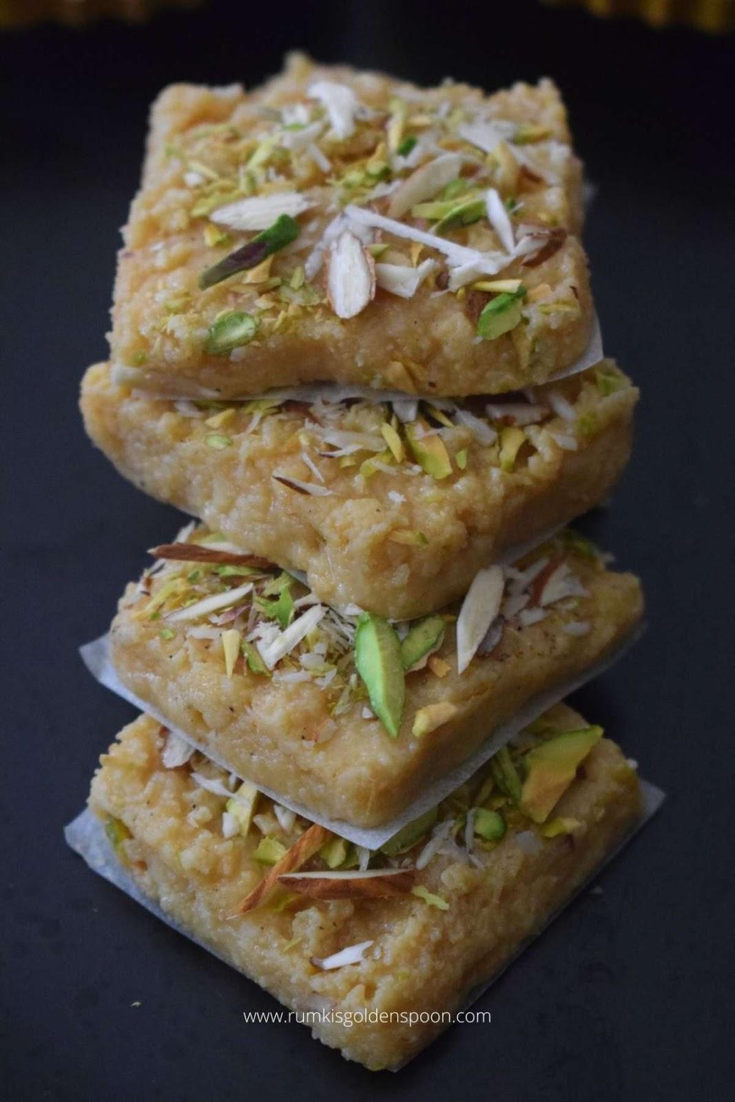 Kalakand, kalakand sweet, kalakand recipe, recipe for kalakand, how to make kalakand, quick kalakand recipe, instant kalakand recipe, instant kalakand, kalakand recipe with condensed milk, kalakand mithai, Kalakand barfi, best kalakand recipe, how to make kalakand at home, how to make kalakand sweet, Indian sweet, Indian sweets, indian dessert recipes, indian milk cake recipe, easy indian dessert recipes for dinner parties, instant indian dessert recipes, indian sweet recipes, indian sweets recipes, Indian sweet easy recipes, recipe for Indian sweet, indian sweet recipes for Diwali, Rumki's Golden Spoon