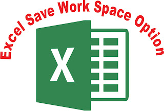 What is Save Workspace Function In Excel Sheet in Hindi