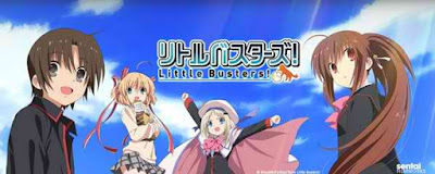 Little Busters! | 720p | BDRip | Dual Audio
