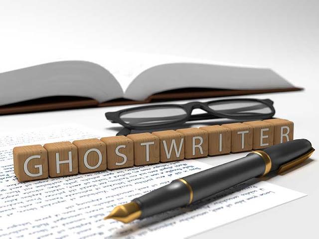 Ini Langkah-Langkah Untuk Menjadi Ghostwriter