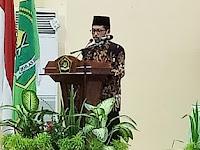 Doa Silaturrahim dan Pembinaan ASN Kementerian Agama Provinsi Bengkulu