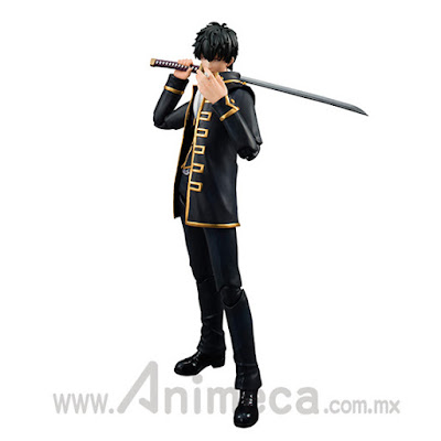 Figura Toshiro Hijikata Variable Action Heroes Gintama