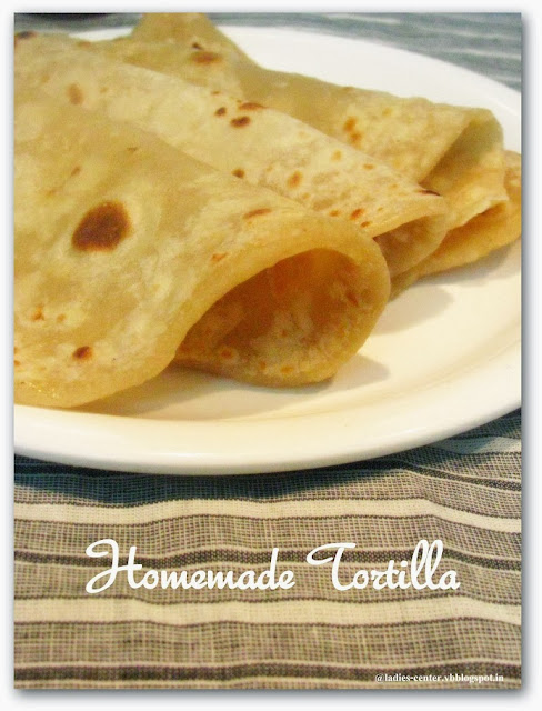 How to make tortilla at home