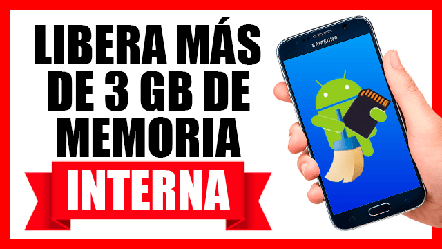 Como Liberar Espacio de la Memoria Interna de tu Celular Android