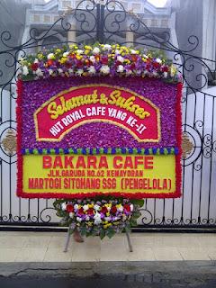 Karangan Bunga Congratulation
