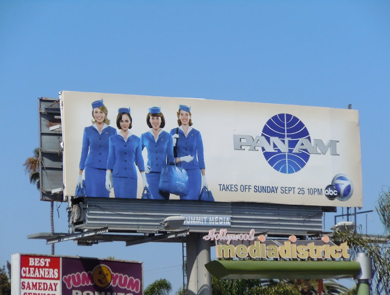 Pan Am billboard