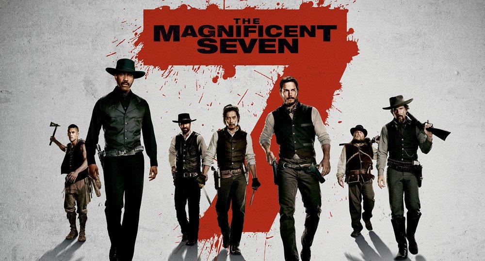 Bảy Tay Súng Huyền Thoại - The Magnificent Seven (2016)