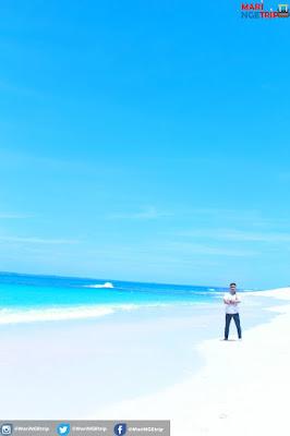 Pulau Pisang Lampung Mari Ngetrip