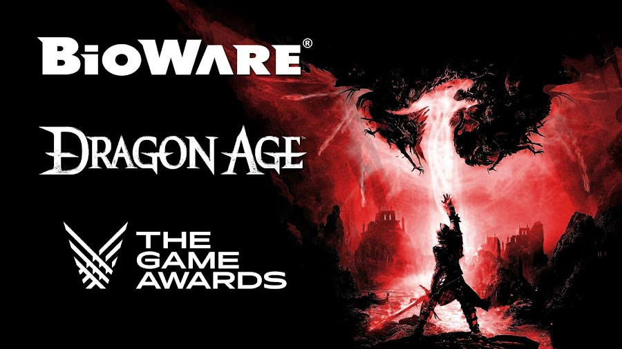 bioWare executive producer mike darrah dragon age 4 dread wolf rises tease dark fantasy role-playing game the game awards 2019