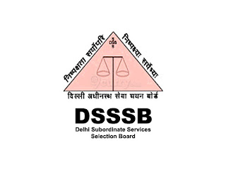 DSSSB | Delhi Subordinate Services Selection Board | 982 Assistant Teacher And Junior Engineer Job Opening | Apply online
