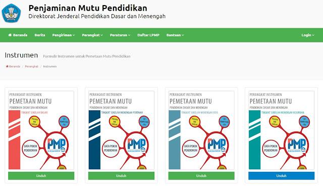 Aplikasi PMP TP 2017/2018 Diisi Paling Lambat 30 September 2017