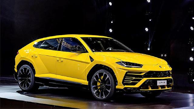 Lamborghini Urus là mẫu SUV đầu tiên của thương hiệu xe sang Lamborghini