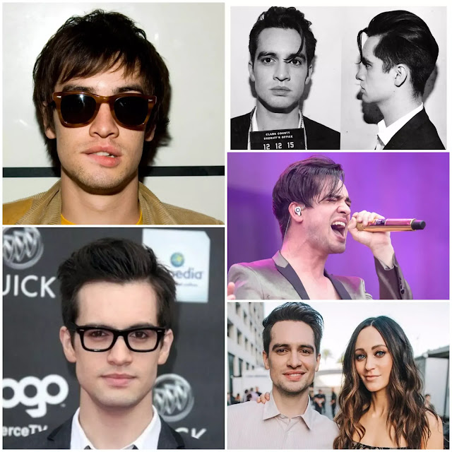 Brendon Urie Hairstyles