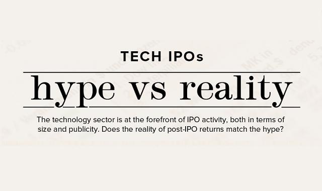 IPOs and Tech companies