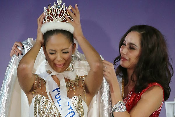Miss International 2014 Grand Winner Puerto Rico Valerie Hernandez