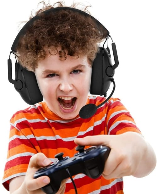 Review SENZER SG500 Surround Sound Pro Gaming Headset