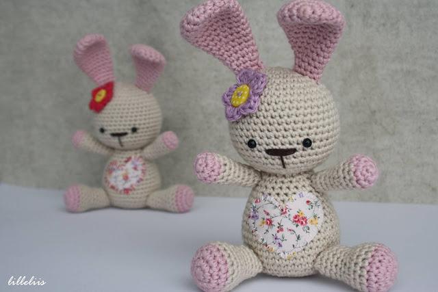 Amigurumi Patterns Blog : Amigurumi Funny Bunny-Free Pattern Amigurumi Free ...