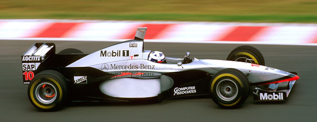 McLaren MP4/12