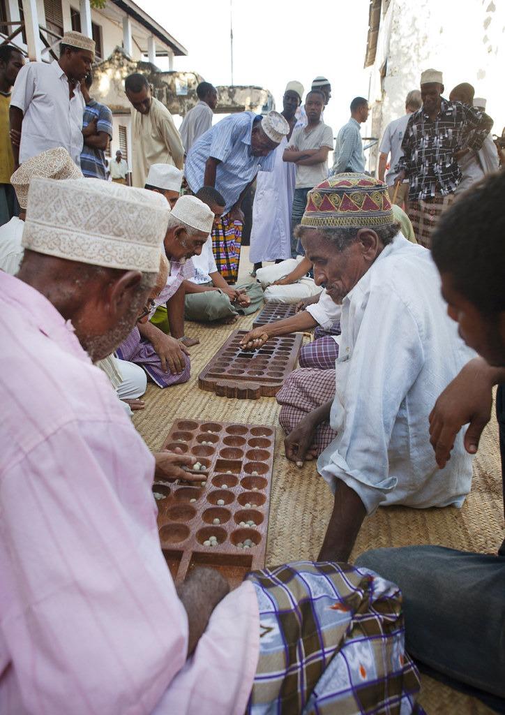 Jogos Matemáticos do Continente Africano: Manca