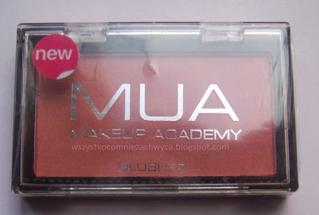MAKEUP ACADEMY (MUA), blusher, shade 5