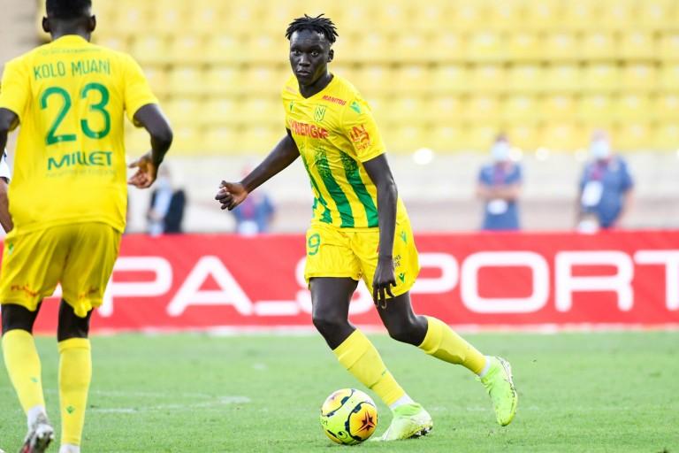 FOOTBALL - FC Nantes: radical decision of Kita against Batista Mendy