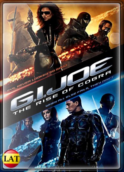 G.I. Joe: El Origen de Cobra (2009) DVDRIP LATINO