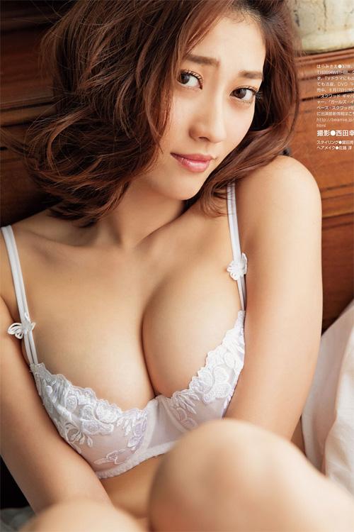 Mikie Hara 原幹恵, Weekly SPA! 2017.06.13 (週刊スパ 2017年6月13日号)