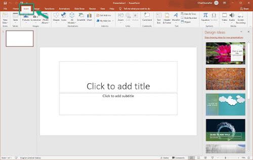 Cara Merekam Layar Menggunakan PowerPoint