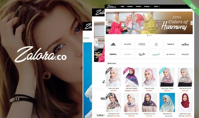 Zalora Co Blogger