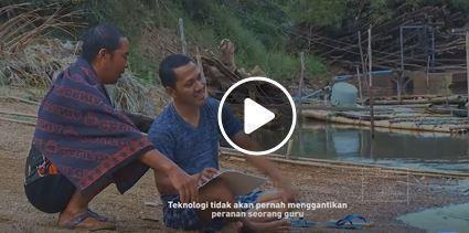 Paguruan 4.0, Film Dokumenter Perjuangan Guru, The Winner EADC 2019