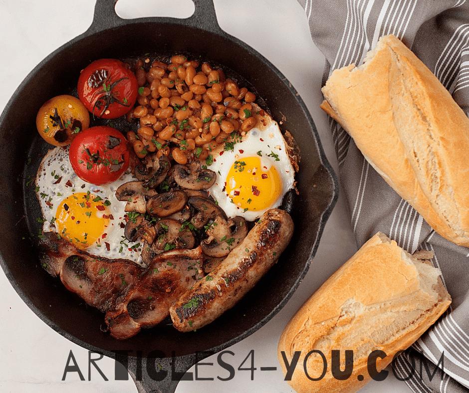 الإفطار هو أهم وجبة