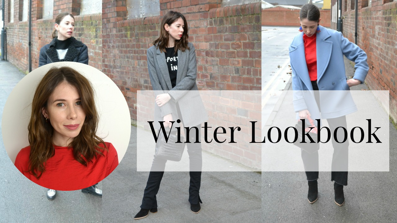 A winter look book ft 3 different looks including affordable hughstreet fashion
