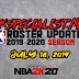 2KSPECIALIST'S NBA 2K19 ROSTER UPDATE 7.18.19 [FOR 2K19]