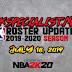 2KSPECIALIST'S NBA 2K19 ROSTER UPDATE 7.18.19 [FOR 2K19]