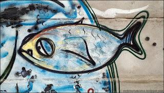 Fresque - La Serena - Chili - Voyage