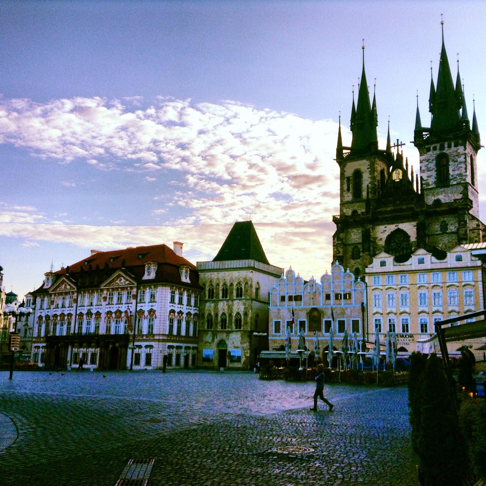 Living The Dream: Prague: The Fairy Tale City