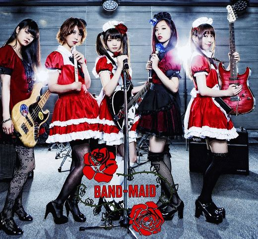 BAND-MAID - Just Bring It (2017) inside
