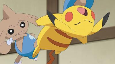 Pokemon la serie viajes capitulo 39 sub español