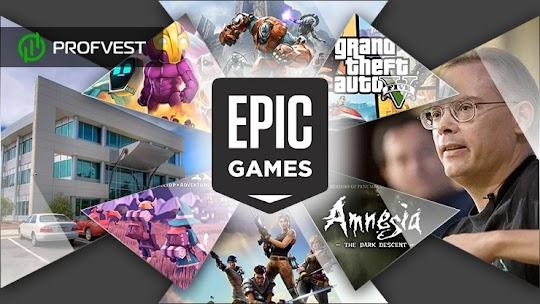 Epic Games: история успеха компании, создающей видеоигры