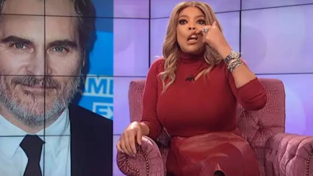 TV Host Wendy Williams Apologises For Mocking Joaquin Phoenix's Facial Scar