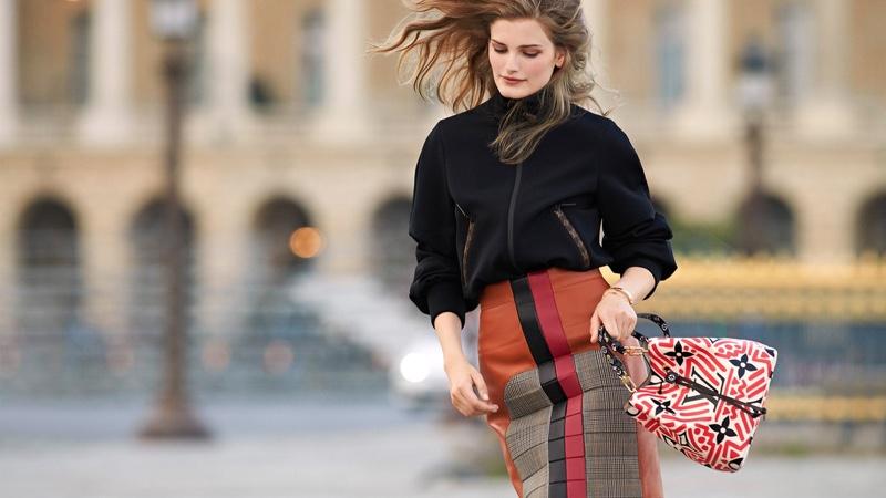 Louis Vuitton 'LV Crafty' Campaign