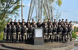 4º BPM realiza nesta sexta-feira solenidade de formatura de novos soldados