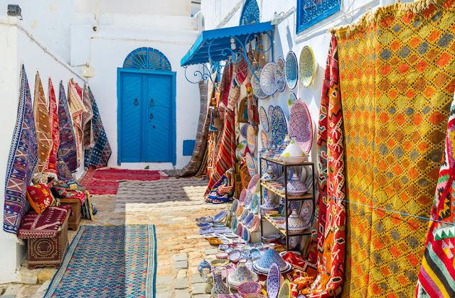 السياحية في تونس